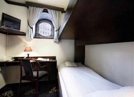Hotelzimmer mit Klimaanlage im Mälardrottningen