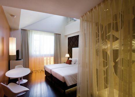 Hotelzimmer mit Mountainbike im nhow Milano