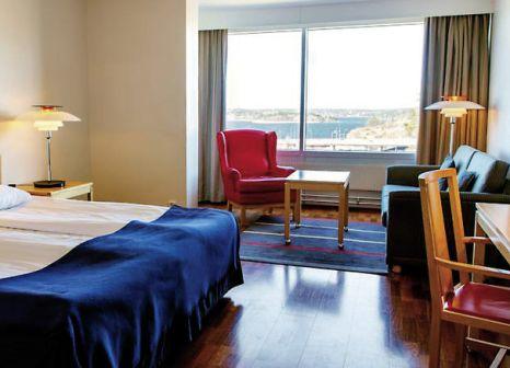 Hotelzimmer mit Fitness im Scandic Foresta