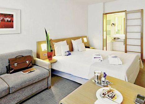 Hotelzimmer mit Spielplatz im Novotel München City