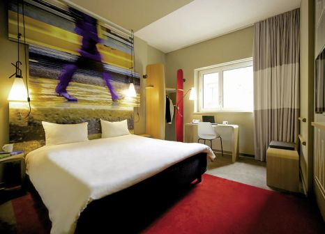 Hotelzimmer mit Restaurant im ibis Milano Centro