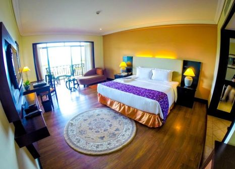Hotelzimmer mit Golf im Nexus Resort & Spa Karambunai
