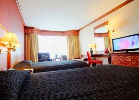 Hotelzimmer mit Mountainbike im The Empress Hotel