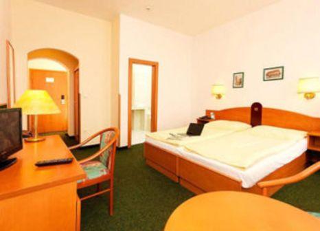 Hotelzimmer mit Fitness im Hotel Merkur