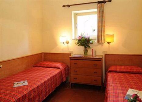Hotelzimmer mit Tischtennis im Residence Parco del Garda
