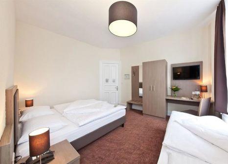 Hotelzimmer mit Segeln im Novum Hotel Alster Hamburg St. Georg