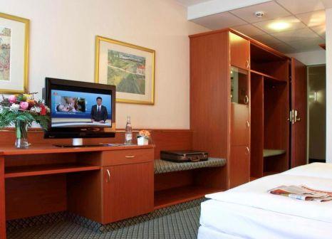 Hotelzimmer mit Animationsprogramm im Novotel Gera