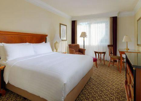 Hotelzimmer mit Tennis im Marriott Leipzig