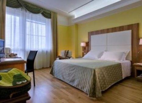 Hotelzimmer mit Tischtennis im Hotel Abner's
