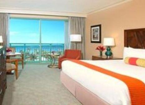 Hotelzimmer mit Volleyball im Atlantis Paradise Island