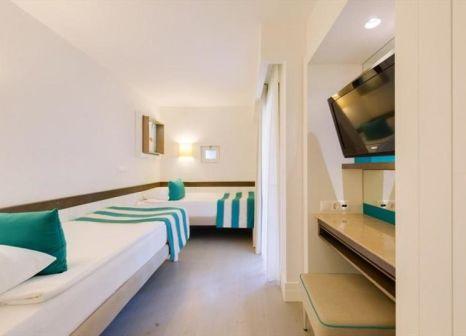 Hotelzimmer mit Yoga im ROBINSON Club Pamfilya