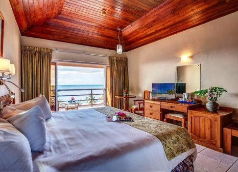 Hotelzimmer mit Mountainbike im Grafton Beach Resort