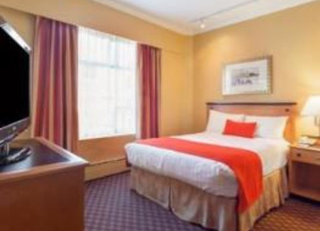 Hotelzimmer mit Clubs im Howard Johnson Hotel Vancouver