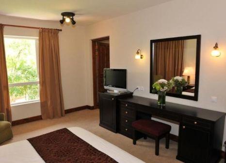 Hotelzimmer mit Pool im Amalia Kalambaka