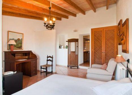 Hotelzimmer mit Golf im Hotel Leon de Sineu