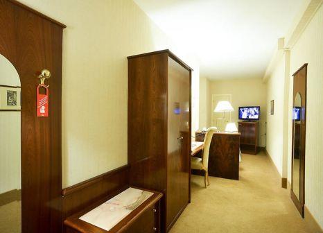 Hotelzimmer mit Tennis im Zanhotel Tre Vecchi