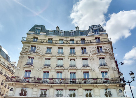 Hotel Villa Royale günstig bei weg.de buchen - Bild von HLX/holidays.ch