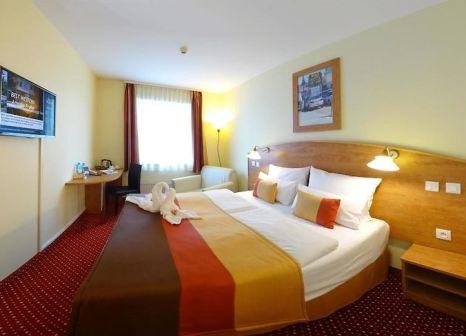 Hotelzimmer mit Massage im Best Western Amedia Praha