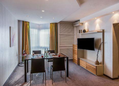 Hotelzimmer mit Aerobic im Crowne Plaza Hannover Schweizerhof