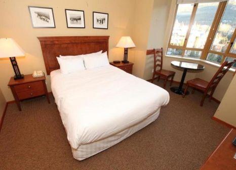 Hotelzimmer mit Golf im Whistler Cascade Lodge