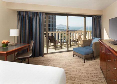 Hotelzimmer mit Yoga im Hyatt Regency San Francisco