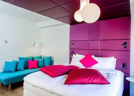 Hotelzimmer mit Sauna im Radisson Blu Plaza