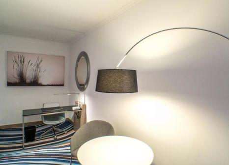 Hotelzimmer mit Sauna im Radisson Blu Hotel Hannover