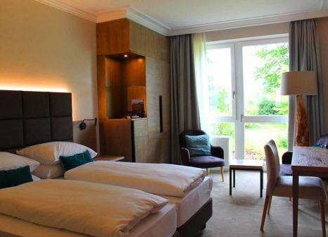 Hotelzimmer mit Yoga im Alpenhof Murnau