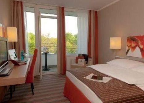 Hotelzimmer mit Aerobic im H4 Hotel Frankfurt Messe