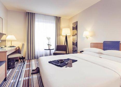 Hotelzimmer mit Mountainbike im Mercure Hotel Hannover Oldenburger Allee