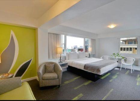 Hotelzimmer mit Paddeln im Hotel Miramar