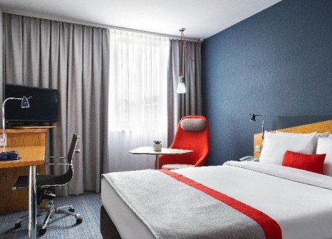 Hotelzimmer mit Aufzug im Holiday Inn Express Dortmund