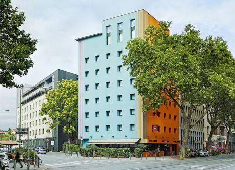 25hours Hotel Frankfurt The Goldman günstig bei weg.de buchen - Bild von HLX/holidays.ch