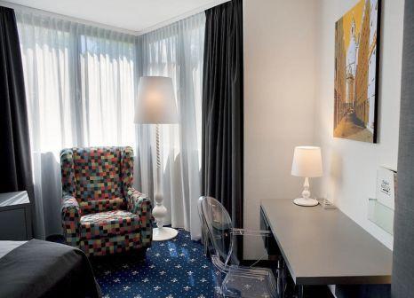 Hotelzimmer mit Klimaanlage im Holiday Inn Dresden City South