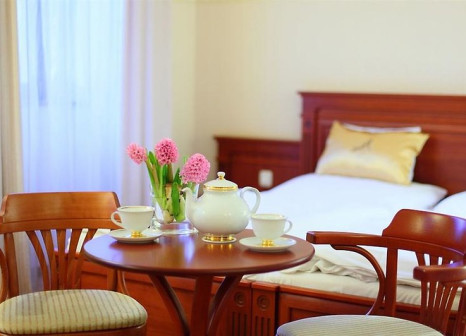 Hotelzimmer mit Tennis im Anna Grand Hotel