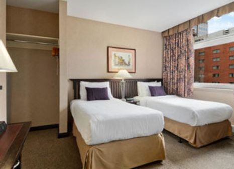 Hotelzimmer mit Spa im Ramada Limited Downtown Vancouver
