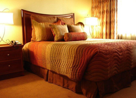 Hotelzimmer mit Kinderpool im The Away Inn