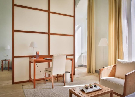 Hotelzimmer mit Golf im Schloss Neuhardenberg