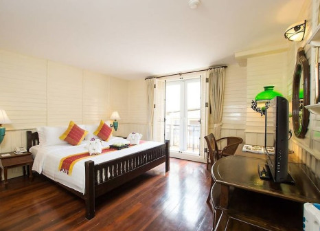 Hotelzimmer mit Kinderpool im Buddy Lodge