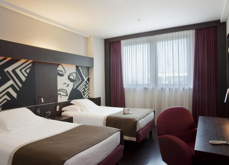 Hotelzimmer mit Familienfreundlich im Crowne Plaza Milan City