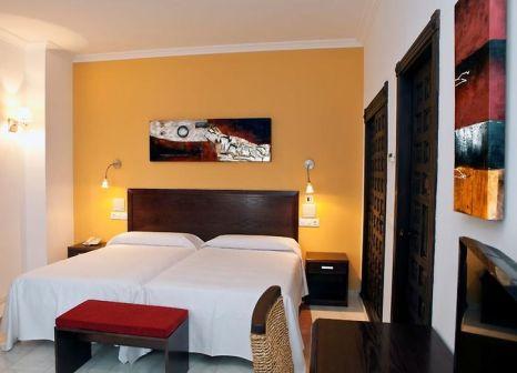 Hotelzimmer mit Pool im Ítaca Sevilla