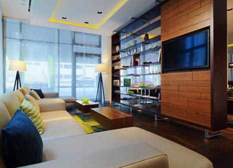 Hotelzimmer mit Aerobic im Courtyard Cologne
