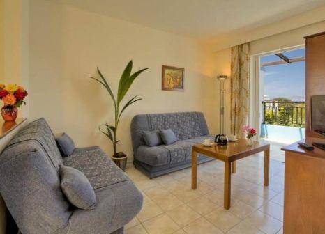 Hotelzimmer mit Minigolf im Corali Apartments