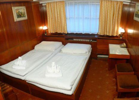 Hotelzimmer mit Internetzugang im Botel Albatros