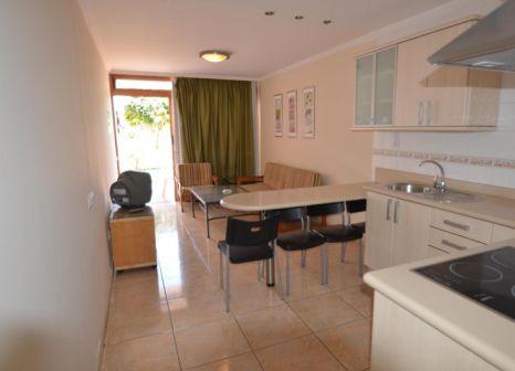 Hotelzimmer mit Minigolf im Las Brisas Apartments