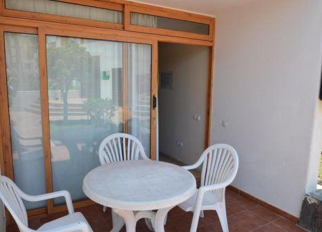 Hotelzimmer mit Golf im Las Brisas Apartments