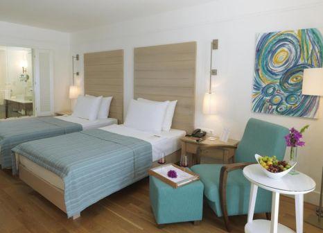 Hotelzimmer mit Tennis im Doria Hotel Bodrum