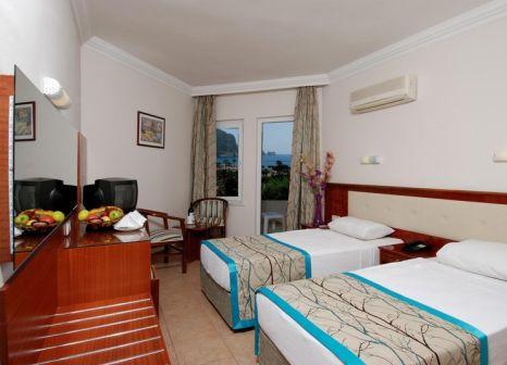 Hotelzimmer mit Tischtennis im Hatipoglu Beach Hotel