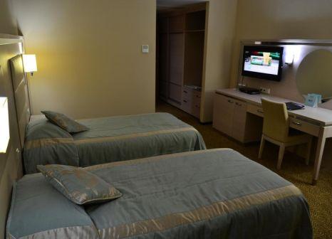 Hotelzimmer mit Volleyball im Grand Belish Hotel