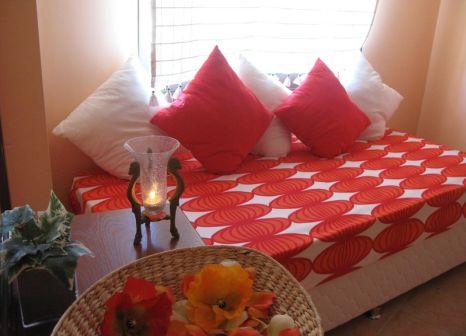 Hotelzimmer mit Pool im Hotel Rosy Suites